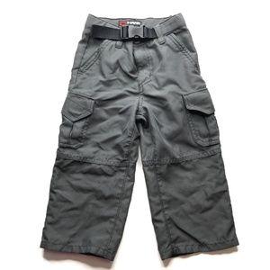 Tony Hawk Gray Cargo Pants A000778